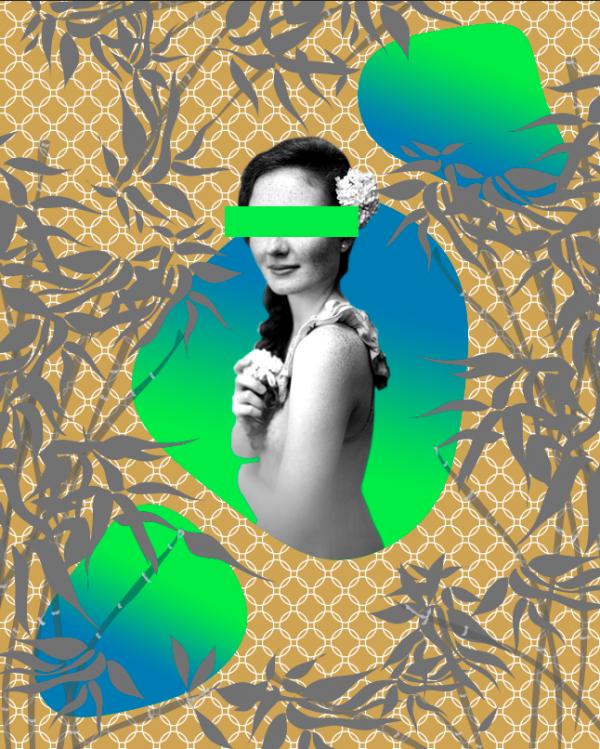 collage pop surréaliste